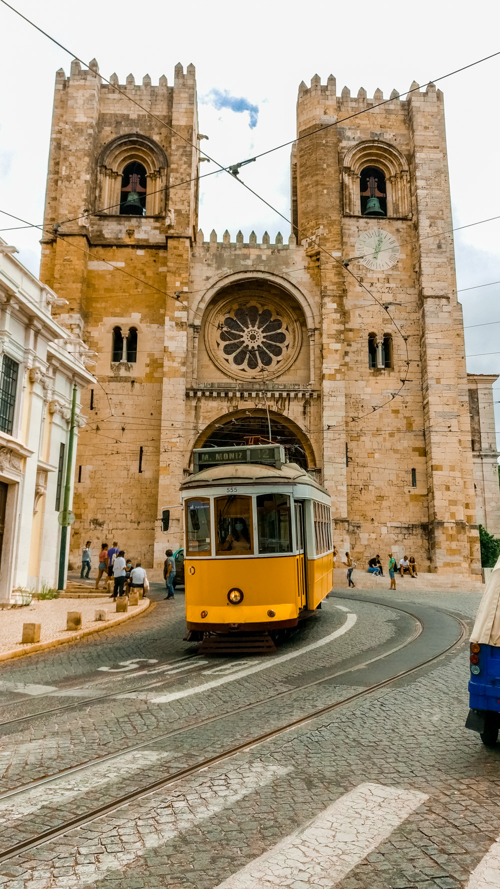 Travel by vintage trams - 5 things you need to experience in Lisbon, Portugal | Aliz's Wonderland