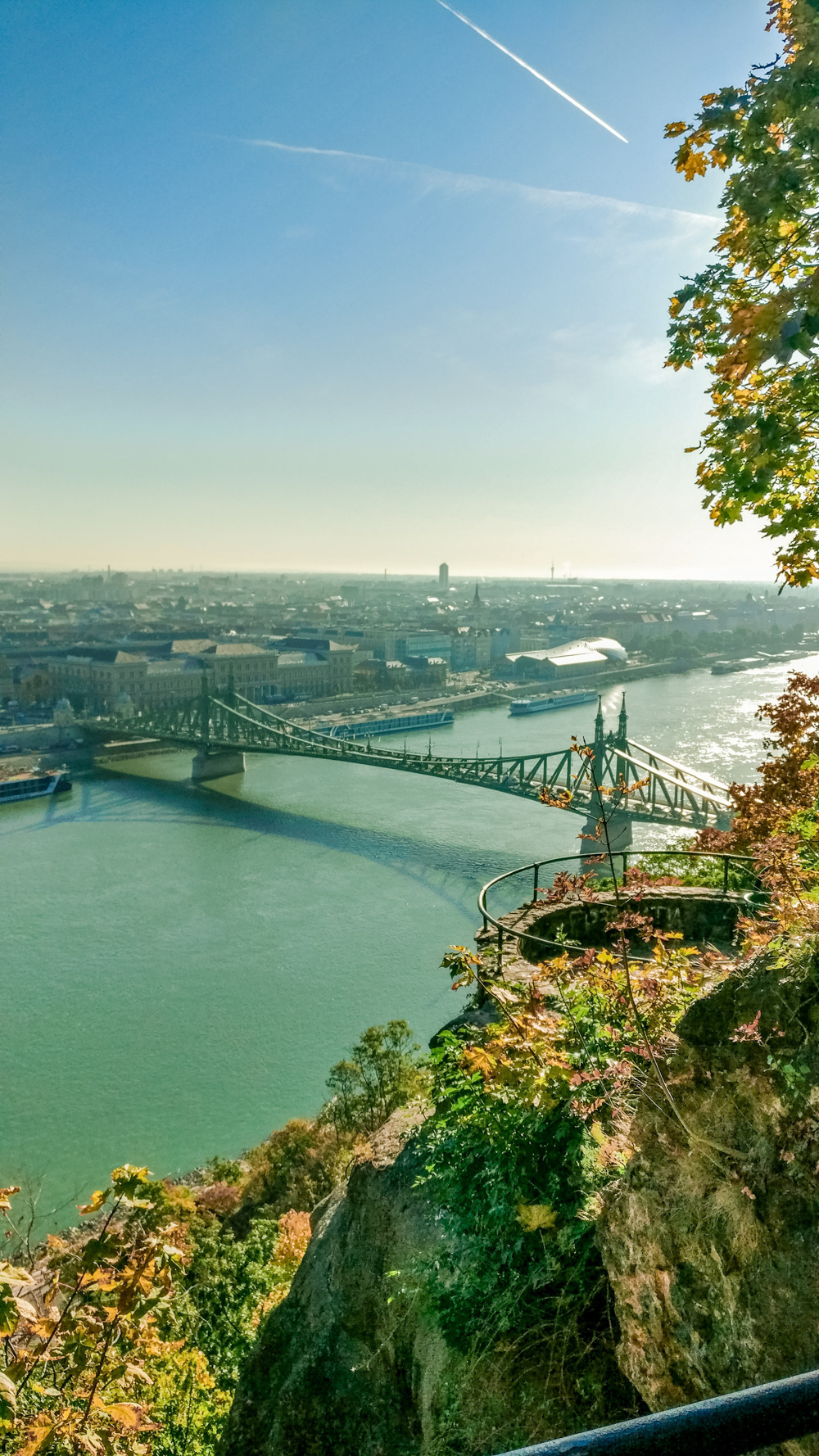 Gellért Hill panorama - How to explore Budapest in 2 days? - a local's travel guide with prices and map | Aliz's Wonderland