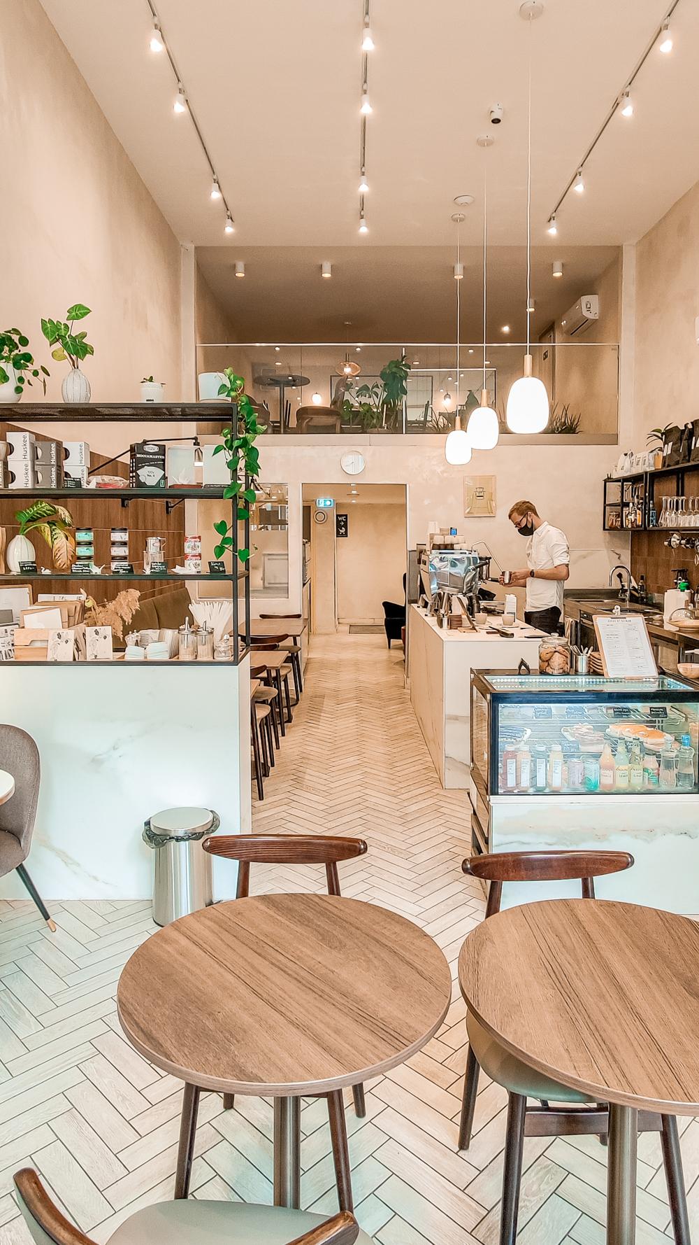 Caphe by Hai Nam - 10 must-visit stylish specialty coffee shops in Budapest, Hungary   Aliz's Wonderland