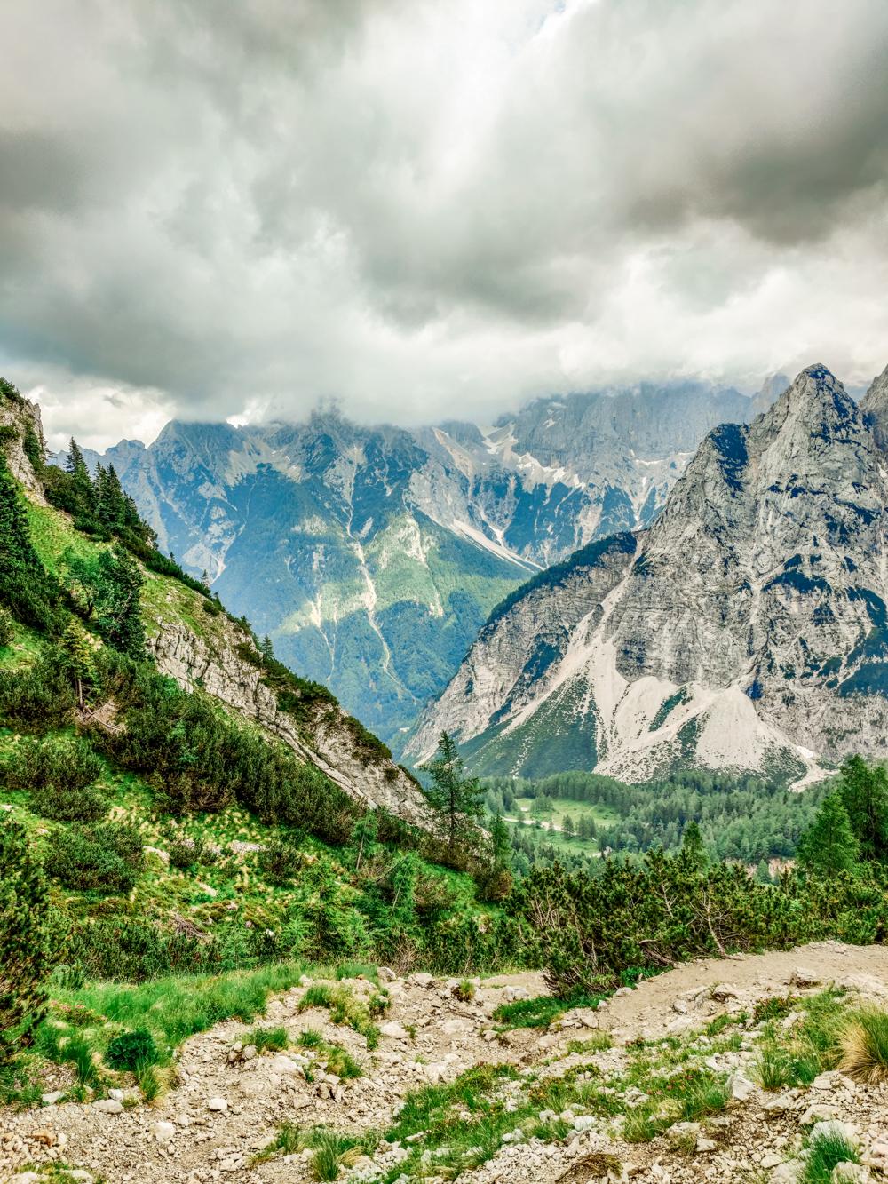 Slemenova Špica walking tour - 4-day Slovenia travel itinerary for the best outdoor adventures | Aliz's Wonderland