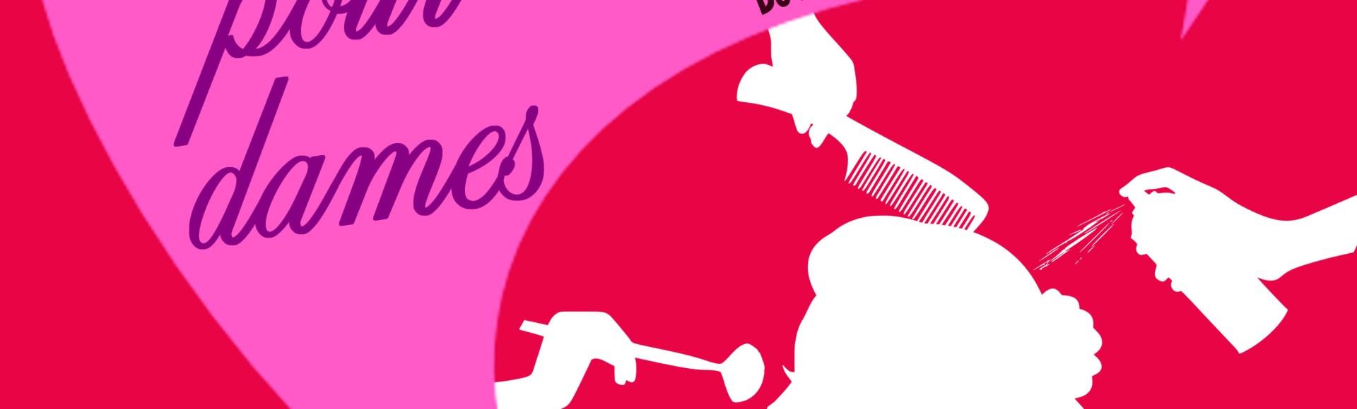 Théâtre Pluch' : Coiffure pour dames en janvier 2019