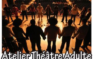 Deuxième saison pour l'Atelier théâtre adulte