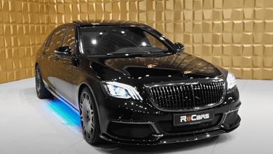 مواصفات مرسيدس مايباخ Mercedes Maybach 2020