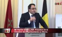روبورتاج الاحتفال ب 50 سنة من الهجرة المغربية في بلجيكا