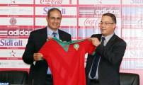 تعيين بادو الزاكي مدربا جديدا للمنتخب الوطني المغربي لكرة القدم