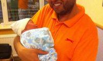 """تهنئة للزميل محمد الشرادي بمناسبة إزدياد مولوده الجديد """" أنس """""""
