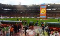 بلجيكا تفوز بشق الأنفس على تونس.