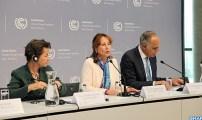 سيغولين روايال : نجاح (كوب 22) مدخل ضروري لوضع اتفاق باريس حيز التنفيذ