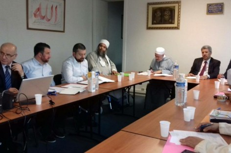 المجلس العلمي للمسلمين ببلجيكا يعلن للجالية المسلمة ببلجيكا عن حلول شهر رمضان المبارك يوم الإثنين 6 يونيو 2016.