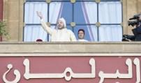 خطاب ملكي سامي بمناسبة إفتتاح الدورة الأولى للسنة التشريعية الأولى للولاية التشريعية العاشرة.
