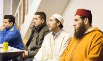 جمع التبرعات بمسجد عثمان بن عفان بمدينة زافنتم البلجيكية.