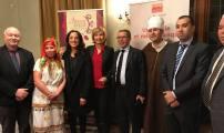 تغطية القناة الثانية لحفل السنة الأمازيغية 2967 ببروكسيل.