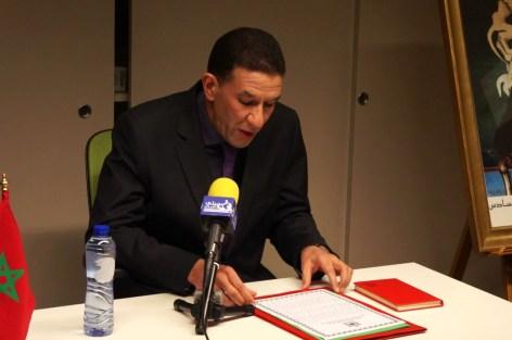 فضيحة : القنصل العام للمملكة المغربية  بلييج يعامل موظفيه كالعبيد !!! +فيديو