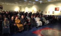 سفير المملكة المغربية ببلجيكا و ذوقية اللوكسمبورغ ينظم لقاء تواصلي مع مسؤولي المساجد و مدارس تعليم اللغة العربية و الأئمة.