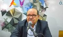 الدكتور عبد الله بوصوف يسطع نجمه في برنامج*ضيف الأولى*الذي يعده الصحفي التيجيني محمد.
