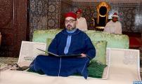 أمير المؤمنين يفتتح الدروس الحسنية وهذه تفاصيل محاضرة الوزير أحمد التوفيق.