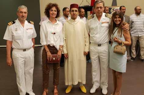 القنصلية العامة للمملكة المغربية ببرشلونة تخلد ذكرى عيد العرش المجيد في أجواء بهيجة.