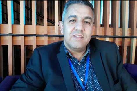 ضيف الجالية24: محمد الطلحاوي من هولندا، المنسق الدولي لمهرجان السينما بالناظور
