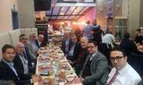 جمعية مساجد بلدية سكاربيك تنظم حفل إفطار بحضور شخصيات بارزة.