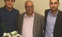 تهنئة بمناسبة خطوبة إبن الزميل الحسين أمزريني