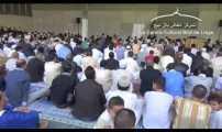 أجواء صلاة العيد من مسجد بلال بمدينة لييج البلجيكية