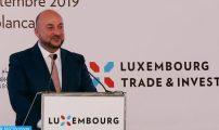 افتتاح مكتب التجارة والاستثمار للوكسمبورغ بالمغرب