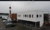 إفتتاح أكبر مسجد بأوروبا بمدينة برخن أوب زوم الهولندية + الصور