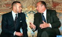 جلالة الملك:وفاة الرئيس شيراك خسارة للعالم
