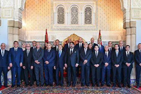 تعيين نزهة الوافي  الوزيرة المنتدبة لدى وزير الشؤون الخارجية والتعاون الإفريقي والمغاربة المقيمين بالخارج، المكلفة بالمغاربة المقيمين بالخارج.