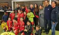 [REPORTAGE] Tournoi INDOOR et remise des prix- Bruxelles football U8&U9