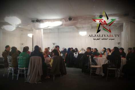 الجالية المغربية ببلجيكا تحيي حفل  تأبين  لفقيدة العمل الإجتماعي توريا منكور