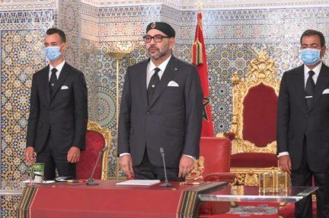 نص خطاب الملك محمد السادس بمناسبة عيد العرش المجيد