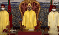 نص خطاب الملك محمد السادس بمناسبة افتتاح الدورة الأولى من السنة التشريعية 2020-2021