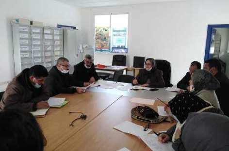مديرية التعليم بوزان تنظم لقاء تنسيقي إستعدادا للحملة الجهوية التواصلية للتربية الدامجة