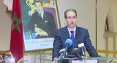 الداكي يتسلم رئاسة النيابة العامة