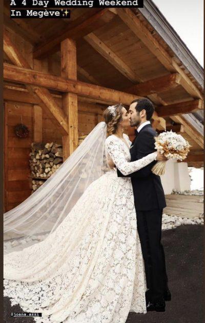 العروس والعريس في فرنسا