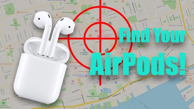 Find Your AirPods