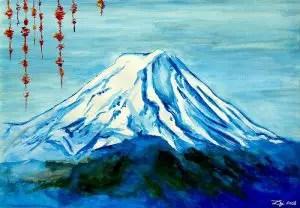 رحلة الى جبل فوجي قي اليابان الجواز