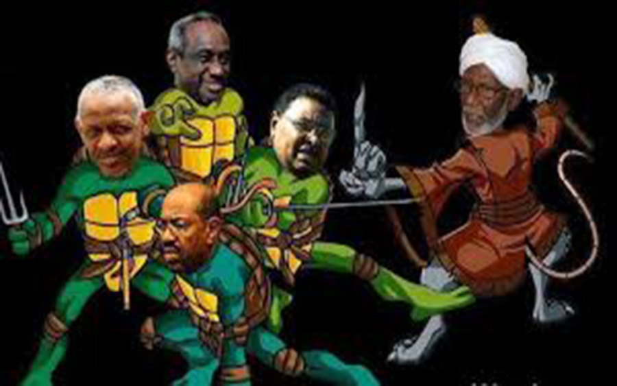 فشل المنهج الإخواني في السودان .. الدكتور عادل عامر