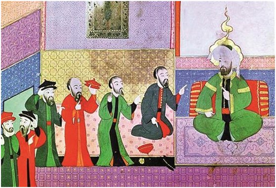 jewish delegation