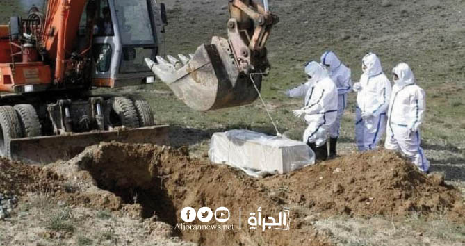 بلديات أريانة ترفض دفن ضحايا كورونا