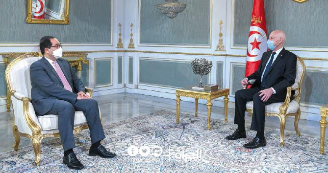 عماد بوخريص يُطلع سعيد على الأسباب الحقيقية لإقالته
