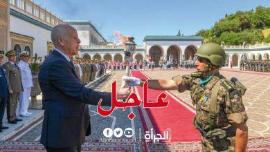 قيس سعيد يعلن أن الجيش سيتولى إدارة أزمة كورونا