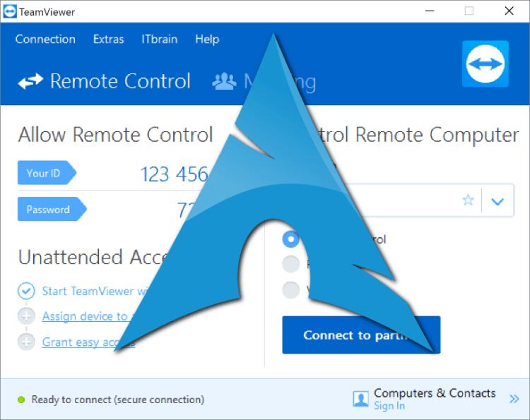 Teamviewer no inicia en ArchLinux después de actualización