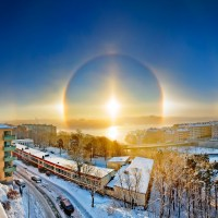8 Fascinating Solar Events That Look Exactly Like Miracles