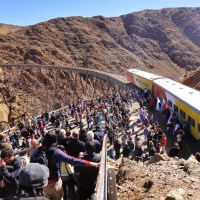 Argentina's Train to The Clouds