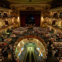 A Century-Old Buenos Aires Theater Converted Into a Bookstore