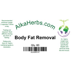 AlkaHerbs Body Fat Removal