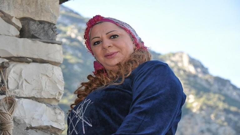 الفنانة السورية غادة بشور تتعرض لأزمة قلبية في بيروت - Al Kalima News - الكلمة نيوز