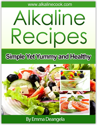Alkaline Cook - Best Selling Recipes Book 4